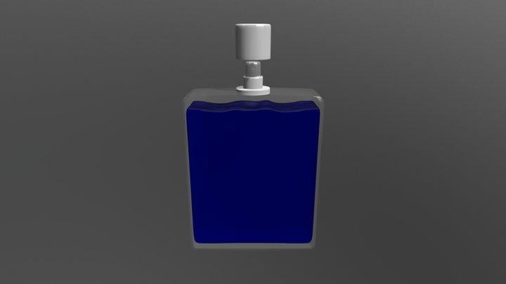 Perfume - Fragrance 3D Model