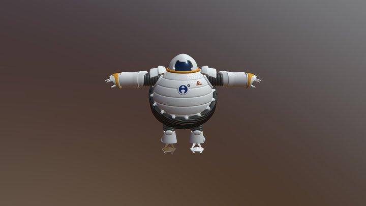 Robot ID 3D Model