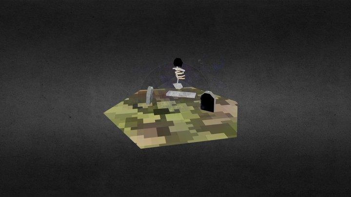 Skeleton2 3D Model