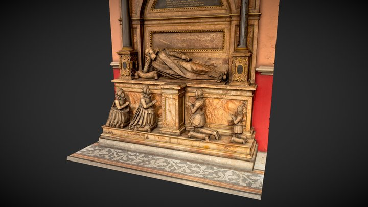Weston Tomb Test 4 3D Model