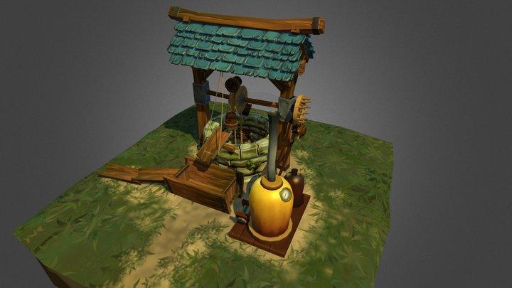Steam Well [WIP] 3D Model