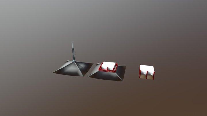 Gojyuu 3D Model