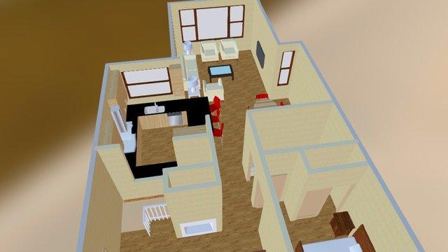 JESS3 Test 4 3D Model