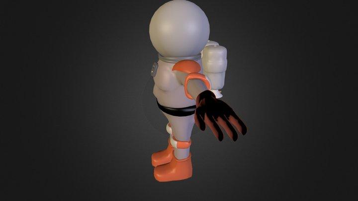 baboonrevisit.blend 3D Model