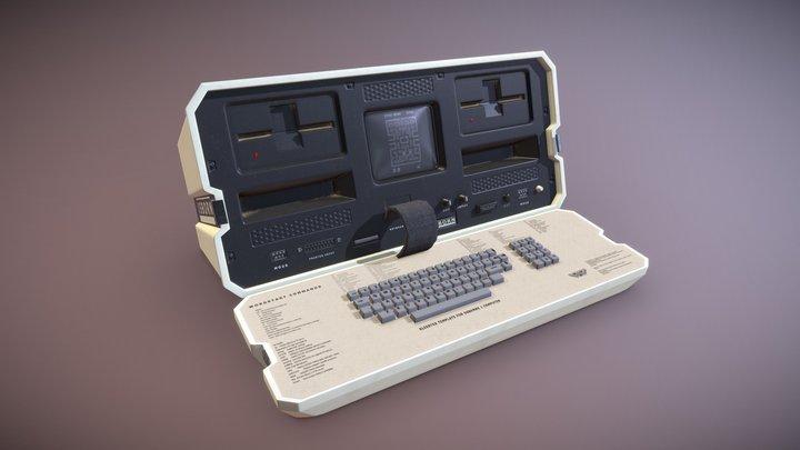 Osborne 1 3D Model