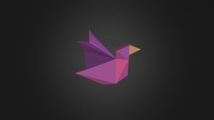 Duck1 3D Model