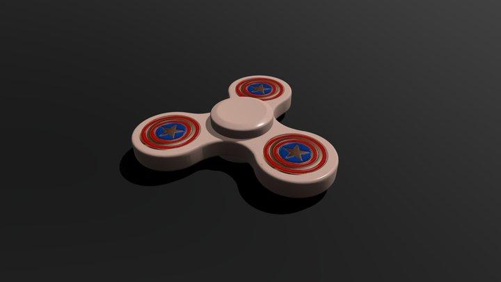 Spinner Spinner 3D Model