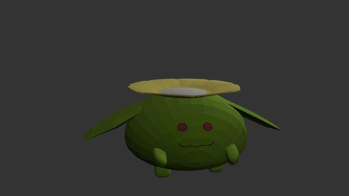 Skiploompop 3D Model