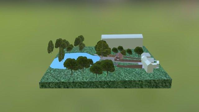 ProposedGarage 3D Model