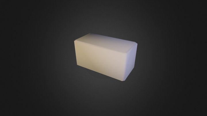 Lab Box1 3D Model