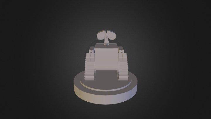 Walle 3D Model