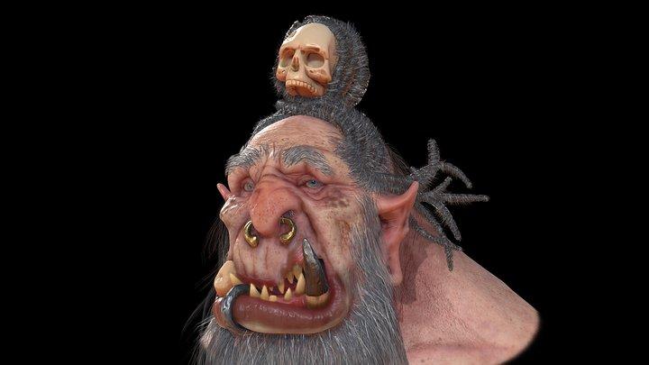 Deda 3D Model