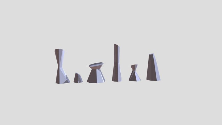 Dimanti 3D Model