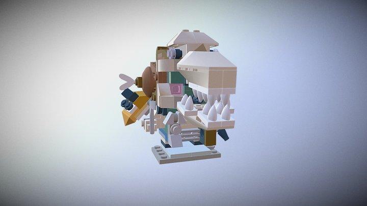EENOBRICK3-masked 3D Model