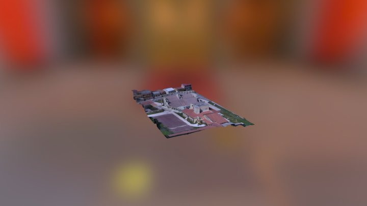 SG - Anfiteatro 3D Model