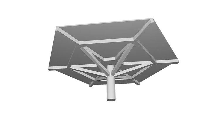 Konstrukční jednotka - OD Kotva 3D Model