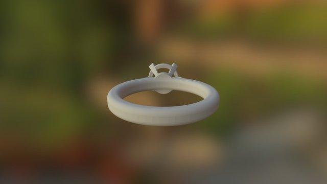 Reddit Ring 3D Model