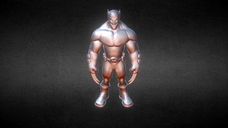 Whatcha lookin at bub??? 3D Model
