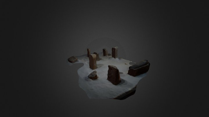 tumbas 3D Model