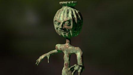 Poppy 3D Model