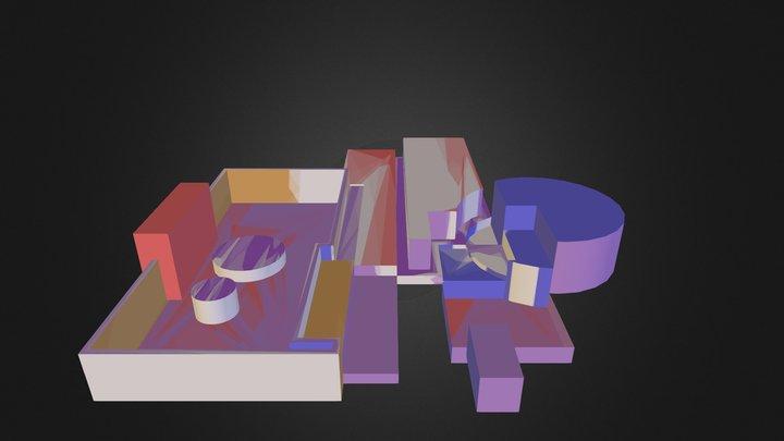 aaaa 3D Model