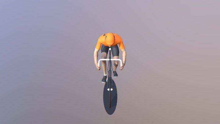Bicycleman 07 3D Model