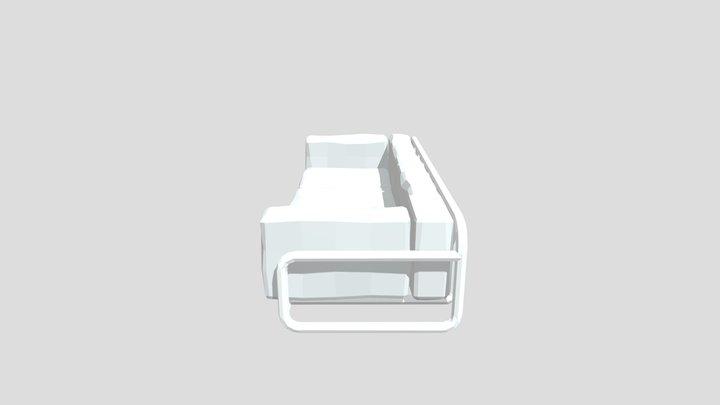 HADR: Sofa 3D Model