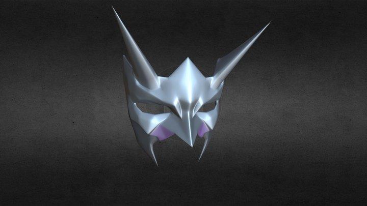 Jin's Mask 3D Model
