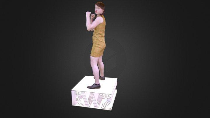 Emma 3D Model