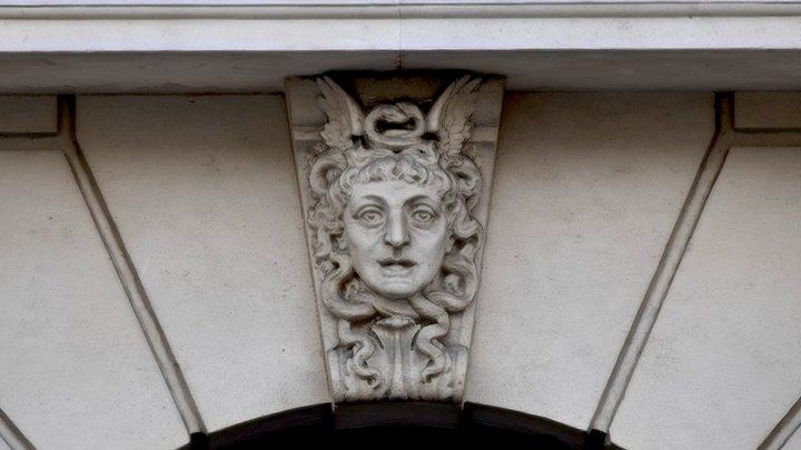 Gorgon Head, former Midland Bank, Southampton 3D Model