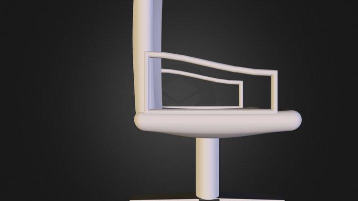 chair.3DS 3D Model