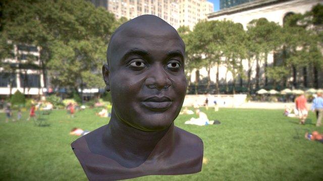 Joseph Head Sketchfab2 3D Model