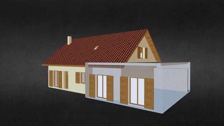 Projet OY-FOUR solution 1 3D Model