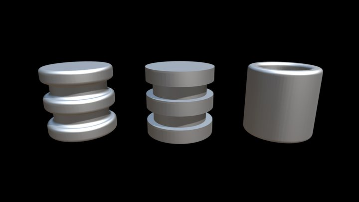 Perspective-04 3D Model