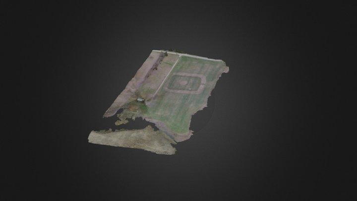 Holder-Wright Earthworks: Dublin, Ohio 3D Model