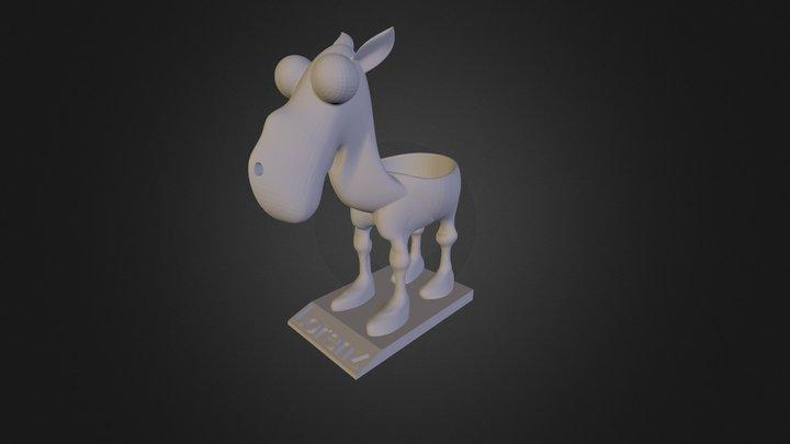 Camel Lorenz 3D Model