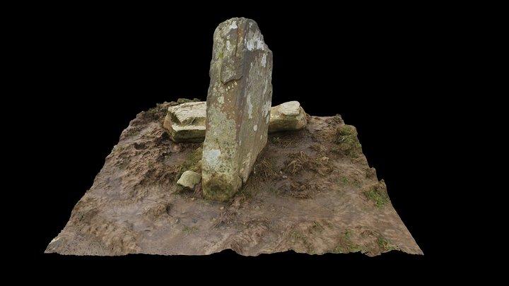 Mansie Stane 3D Model