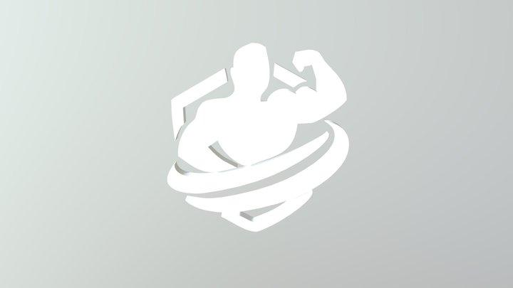 Sam Gordon Fitness - Logo 3D Model