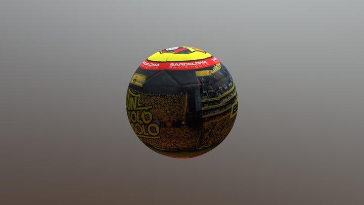 BALON SELLOS 3D Model