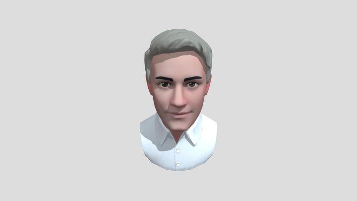 Nacho 3D Model