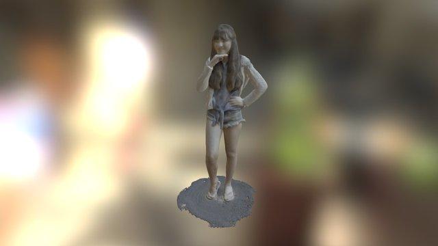 Louise 3D Model