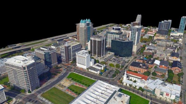 3D Orlando 3D Model