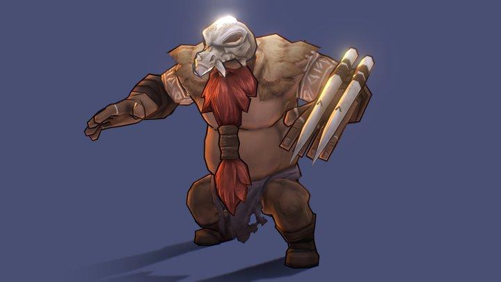 [Northgard] - Giant 3D Model