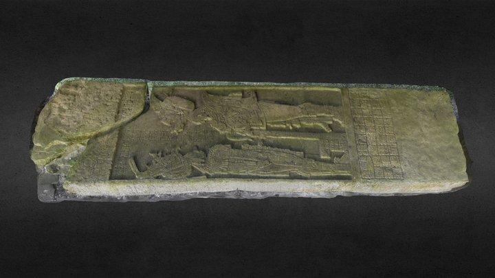Yaxchilan Stela 11