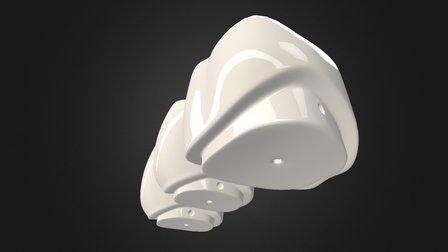 Zeby 3D Model