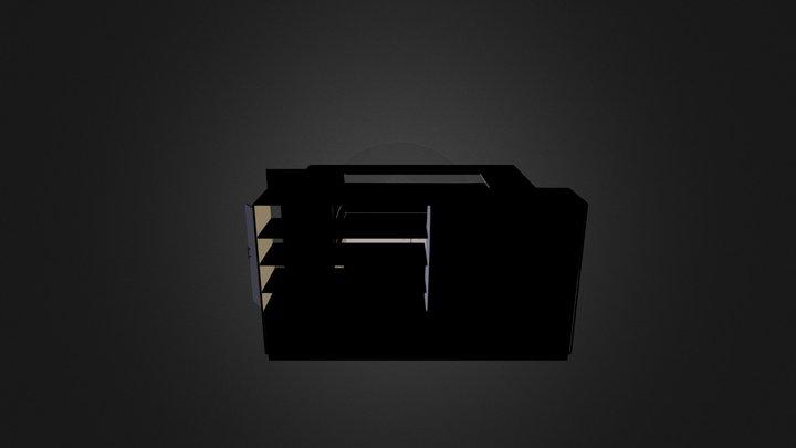 Kioskrpp 3D Model