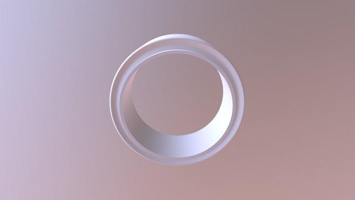 Espresso Dosing Funnel 3D Model
