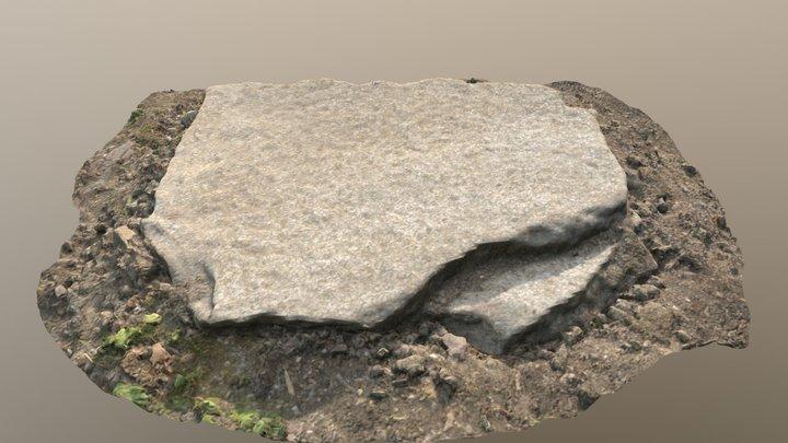 Flagstone Three 3D Model