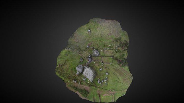 Killarumiyoc- Ancahuasi-Cusco 3D Model