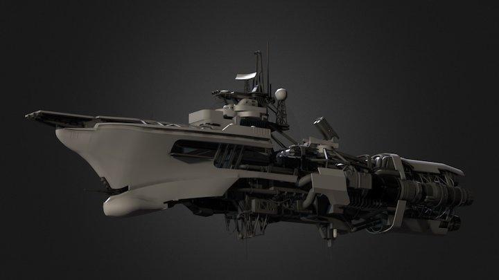 temp9 3D Model